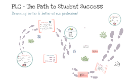 PLC - The Path to Student Success