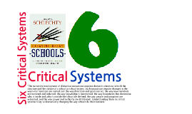 6 Critical Systems