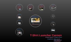 T-Shirt Launcher Cannon