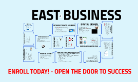 EAST BUSINESS PRESENTATION INDIAN HILLS