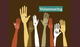 Copy of Volunteering