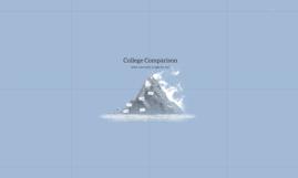 College Comparison