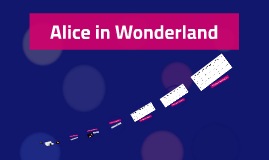 Alice in Wonderland: Growth and Decay