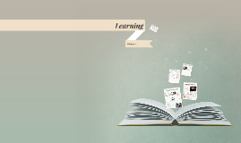 Learning - Chapter 5