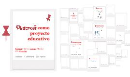 Pinterest como proyecto educativo