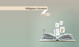 Copy of Philippine Literature under Japanese Period