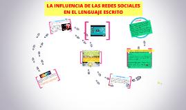 Copy of LA INFLUENCIA DE LAS REDES SOCIALES EN EL LENGUAJE ESCRITO