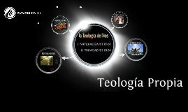 Copy of CLASE TEOLOGIA DE DIOS PADRE