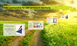 Sales partnership for SAP services in Germany
