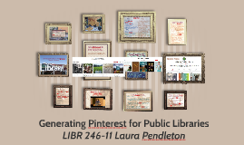 Generating Pinterest