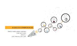 8 EICEA'S COMPETENCES