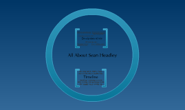 All about Sean Headley