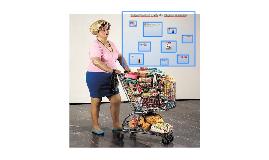 Supermarket Lady de Duane Hanson