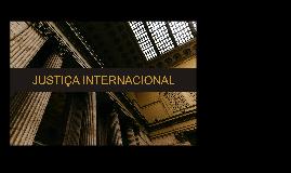 Justiça Internacional - Terrorismo