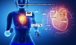 Respuestas y adaptaciones cardiovasculares al ejercicio.