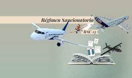 Unidad 7-RAC 13.Régimen Sancionatorio