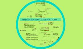 Movimientos Carismaticos