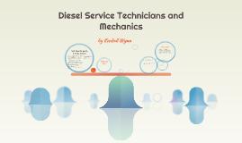 Copy of Diesel Service Technicians and Mechanics