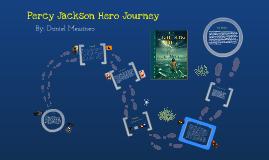 Copy of Percy Jackson Hero Journey