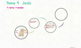 Tema 4  Jesús