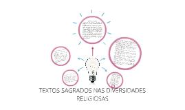 Copy of TEXTOS SAGRADOS NAS DIVERSIDADES RELIGIOSAS