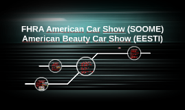 FHRA American Car Show (SOOME)