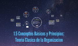 1.5 Conceptos Basicos y Principios: