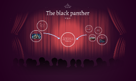 The back panther