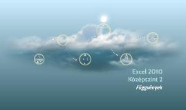 Excel 2010 Középszint 2 - Függvények
