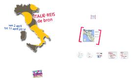 Italiëreis 2013