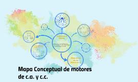 Copy of Mapa Conceptual de motores de c.a. y c.c.