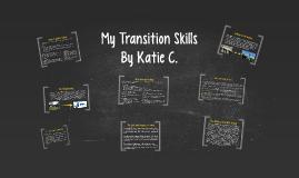My Transition Skills