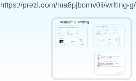 Writing (g)