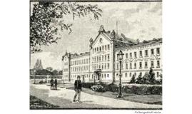 Ottlik Géza prózatechnikája az Iskola a határon c. regényben