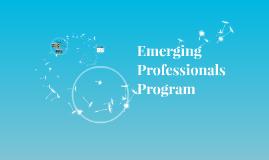 Emerging Professionals Program