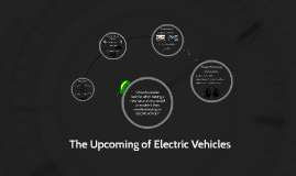 The Upcoming of Electric Vehicles