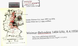 Die Rundfunklandschaft des Kalten Krieges. Deutsch-Deutsche Rundfunkgeschichte nach 1945. Vortrag für das Erfurt-Kolleg 15.6.2012.