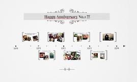 Happy Anniversary No.1 !!!