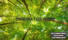 Ciudadanía y ecologismo