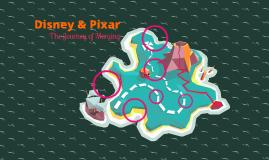 Disney Pixar Merger