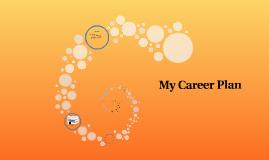 Grace's Career Plan