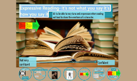 Copy of Expressive Reading