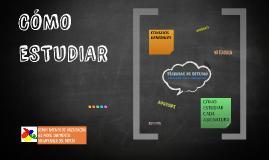 Copy of TECNICAS DE ESTUDIO