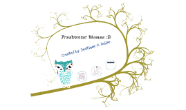 Science webquest: Freshwater biome.