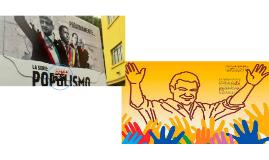 Populismo, comunicación y política
