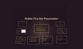 Mobile-First Site Presentation