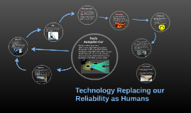Technology Replacing our Reliability as Humans