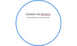 Leonor von Salisch