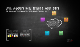 Copy of All about me: inside and out