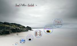 Lesson 3: 2nd Pillar: Salah (Prayer)